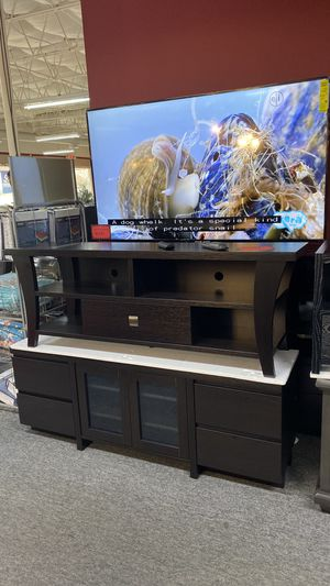 Tv Stands All Sizes for your TV Available today 228 for Sale in Irving, TX