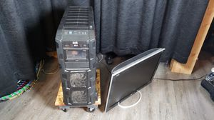 CyberPower Desktop Pc Core I7 2 TB Hard Drive for Sale in Seattle, WA
