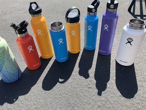 Hydro flask water bottles for Sale in Morro Bay, CA