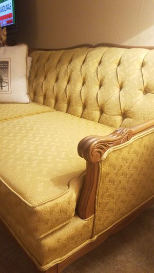 Antique furniture 1980 beautiful good quality. New foam .upholstery is original. I have 2. Each for $400. for Sale in Las Vegas, NV