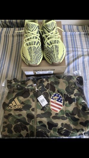Adidas x bape Superbowl for Sale in Long Beach, CA