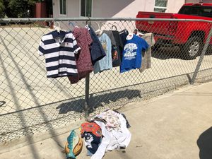 3 to 5 years old boy summer clothes for Sale in Colton, CA