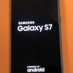 Samsung Galaxy S7. 32GB. Unlocked with 30 Day Warranty for Sale in Dallas, TX