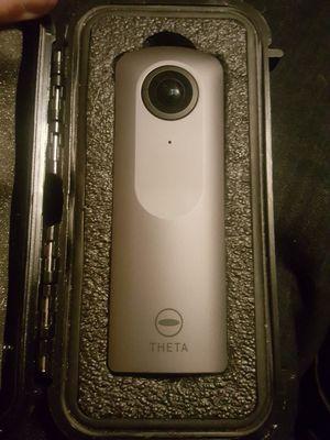 Ricoh Theta V 360° spherical camera for Sale in San Dimas, CA