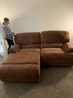 Loveseat, Chaise & Recliner for Sale in Huntington Beach, CA