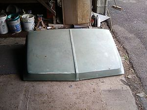 67-73 Chevy Truck Hood with hinges for Sale in Bellmawr, NJ