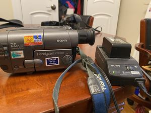 Sony HandyCam Vision for Sale in Plainview, NY