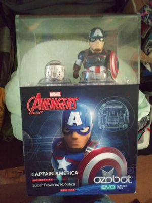 CAPTAIN AMERICA TOY for Sale in Gresham, OR