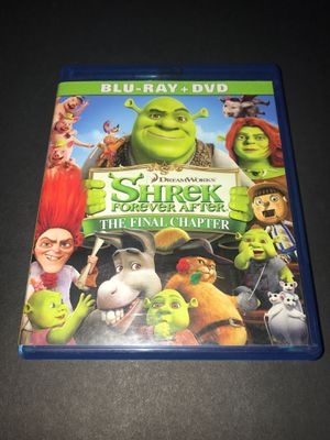 Shrek Forever After Blu-ray DVD for Sale in Corona, CA