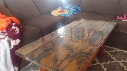 Coffee end tables and lamps for Sale in Spanish Fork,  UT