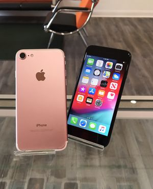 iPhone 7 32gb Unlocked Excellent Condition $245 Each for Sale in Durham, NC