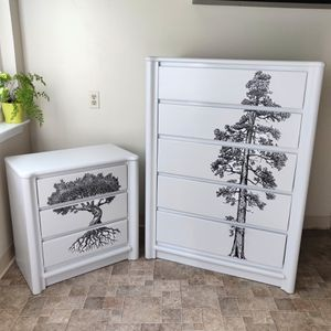 Dresser and nightstand for Sale in Cupertino, CA