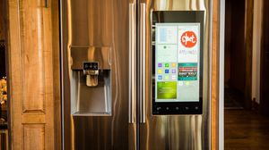Brand new Samsung 24.2 cu. ft. Family Hub French Door Smart Refrigerator in Stainless Steel for Sale in Seattle, WA