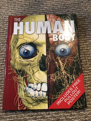 Human Body Book for Sale in Traverse City, MI