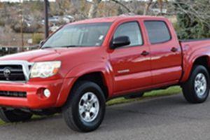 2006 Toyota Tacoma-Great Shape for Sale in Washington, DC