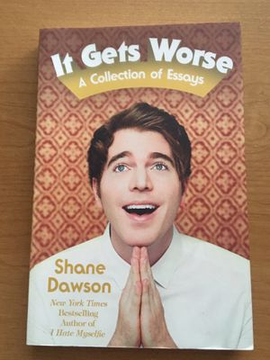 Shane Dawson Book it gets worse for Sale in Paramount, CA