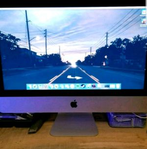 IMac 21.5 inch (late 2015) for Sale in Plattsburgh, NY