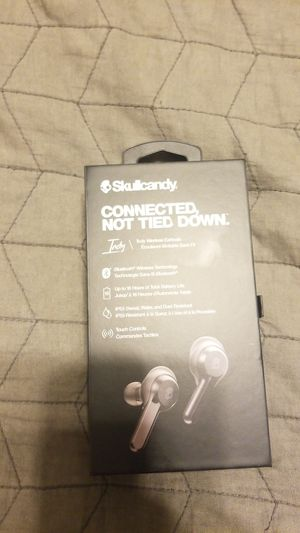 Skull candy ear buds NEW!!!! for Sale in North Little Rock, AR
