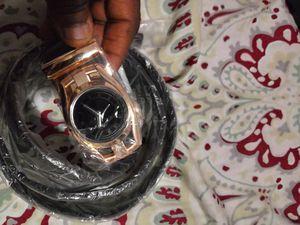 Bronze designer watch for Sale in Silver Spring, MD