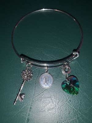 One initial letter bangle for Sale in Baltimore, MD