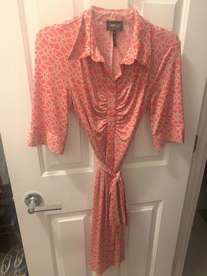 Pink wrap dress for Sale in Alexandria, VA