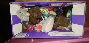 Babygirl shoes and clothes for Sale in Sioux City, IA