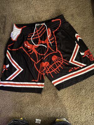 Chicago Bulls shorts size Medium for Sale in Phoenix, AZ