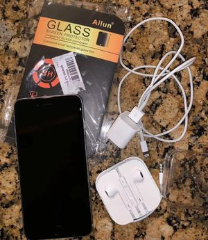 Apple iPhone 6 - 128GB - Space Gray (Unlocked) A1688 (CDMA + GSM) for Sale in Silver Spring, MD