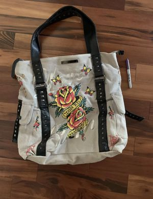 Ed Hardy bag tote for Sale in Hercules, CA