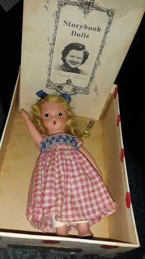Storybook doll nancy ann for Sale in Lincoln, NE
