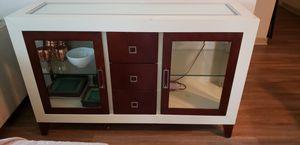 Dining Set + corner desk + sideboard + large server for Sale in Miami, FL