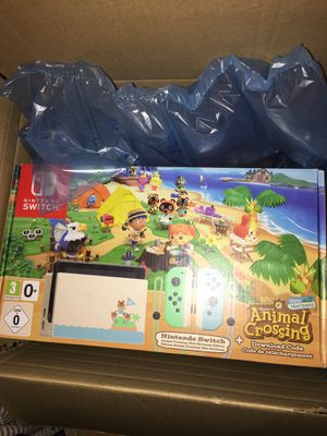 Nintendo Switch Animal Crossing for Sale in Long Beach, CA