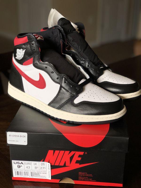 "Air Jordan 1 Retro ""Gym Red"""