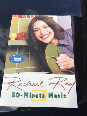 Rachel Ray ( 30 minute Meals) for Sale in Grand Prairie, TX