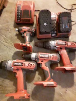 RIDGID drills for Sale in Lafayette, IN
