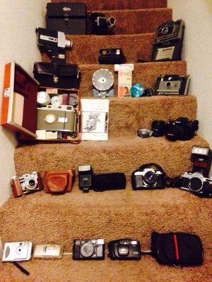 New,Vintage,& Antique Movie/Cameras for Sale in Portland, OR