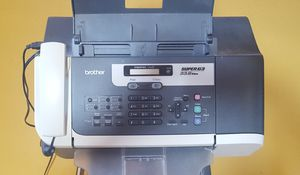 Brothers Fax Printer w/extra carts for Sale in Sierra Vista, AZ
