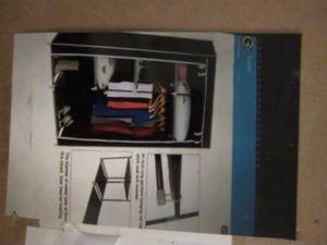 Closet organizer for Sale in Alton, IL