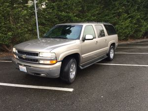 2001 Chevy Suburban for Sale in Puyallup, WA