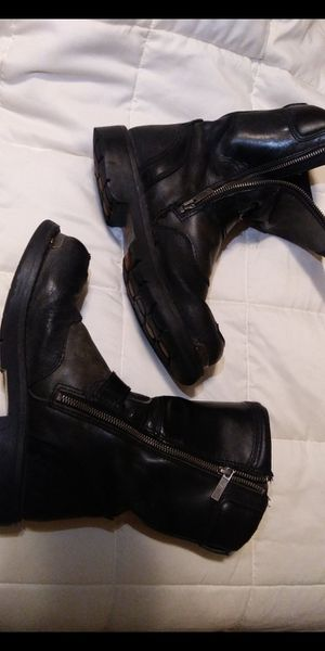 Vintage Harley Davidson Riding boots, Women's size 8 1/2 for Sale in Levittown, PA