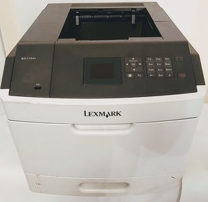 Lexmark MS710DN Wireless Monochrome Printer for Sale in Pittsburgh, PA