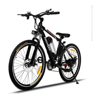Electric bicycle E-bike 36v foldable for sale 22mph for Sale in Monroe Township, NJ