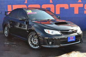 2012 Subaru Impreza WRX STI for Sale in Denver, CO