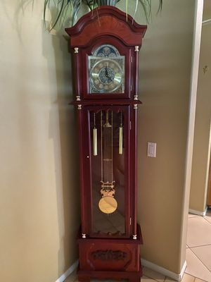 Antique Grandfather Clock for Sale in Norco, CA