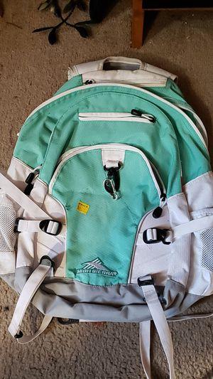 High Sierra backpack for Sale in Rhinelander, WI