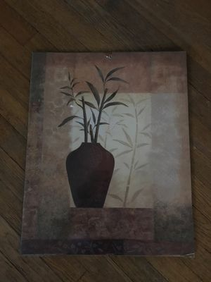 Bamboo plant picture for Sale in St. Louis, MO