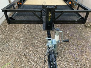 5x8 Utility/motorcycle trailer for Sale in Gilbert, AZ