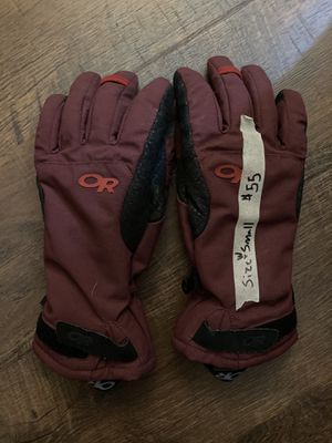OR women's Ourey Ice climbing Aerogel gloves for Sale in Leavenworth, WA