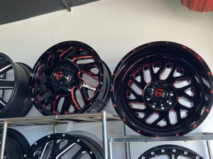 DUALLY Wheels we offer finance for Sale in Houston, TX