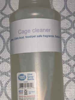 32OZ Cage Cleaner/ Stain Remover for Sale in Buena Park,  CA